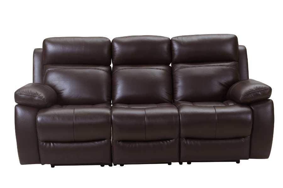 Kožená pohovka MAXIM, relaxačné - P028