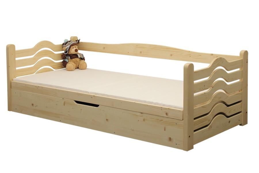Detská posteľ HELENKA (80x180cm) - B437-80x180