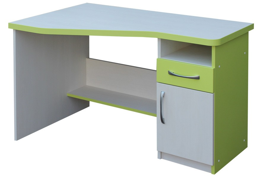 PC stôl rohový STEVE - C012