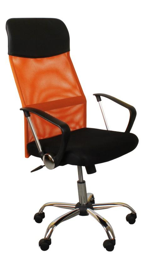 Kancelárska stolička čierna TABOO - ZK07