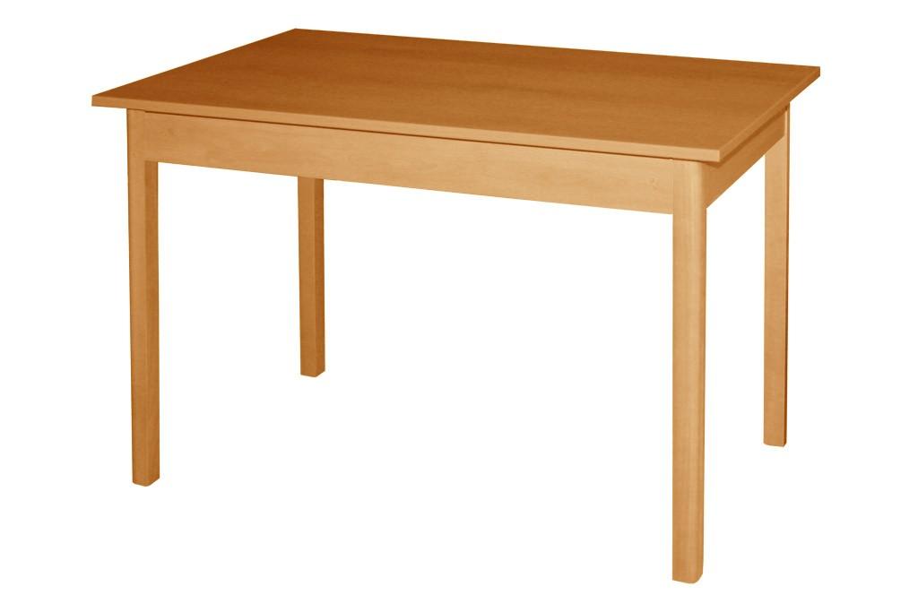 Jedálenský stôl 60x90 DANIEL, ABS hrana - S03