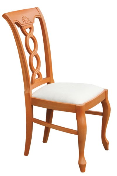 Drevená stolička MARTA, masív buk - Z98