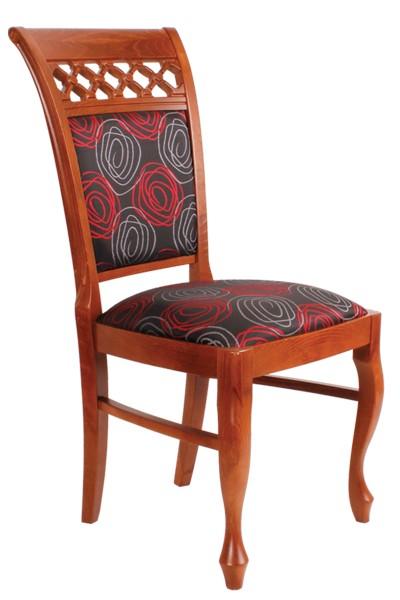Drevená stolička Slavena, masív buk - Z99