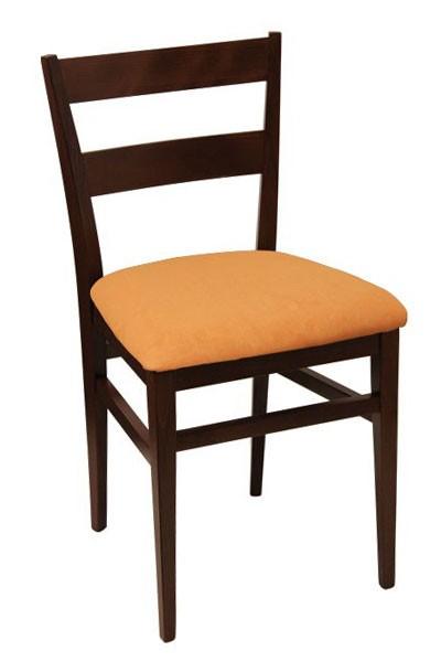 Jedálenská stolička LINDA, masív buk - Z22