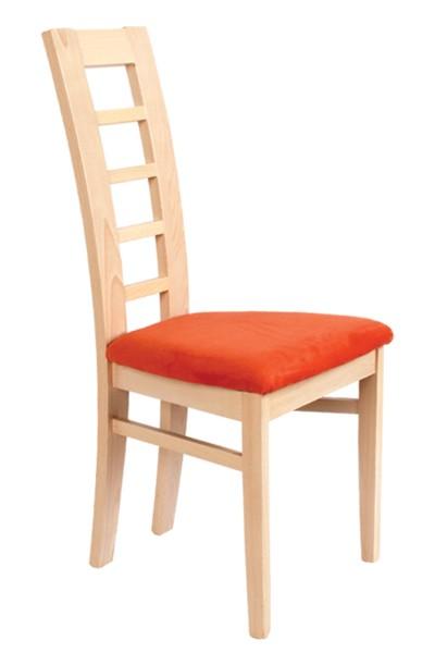 Drevená stolička RADKA, masív buk - Z44