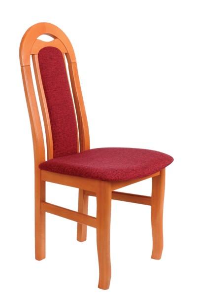 Jedálenská stolička SÁRA, masív buk - Z65