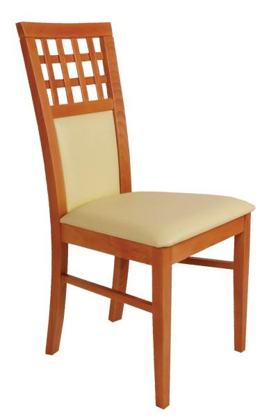 Jedálenská stolička MARCELA, masív buk - Z68