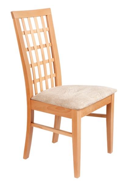 Jedálenská stolička NATAŠA, masív buk - Z73