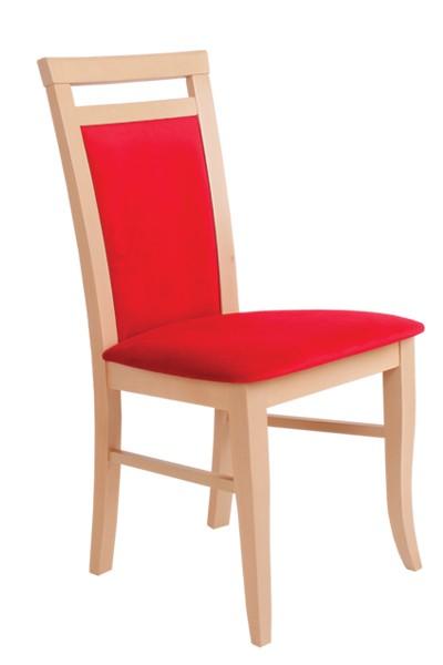 Jedálenská stolička EVA, masív buk - Z75