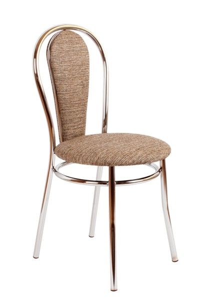 Jedálenská stolička PAVLA, chrómovaná - Z84