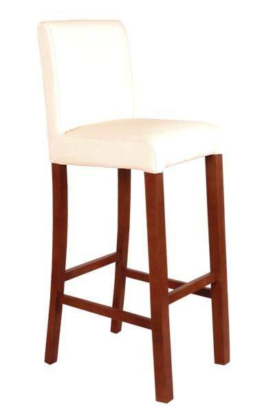 Barová stolička PATRICIE, masív buk - Z88