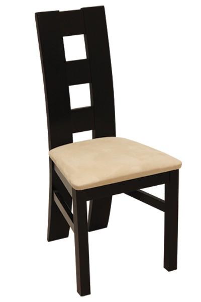 Drevená stolička LIBUŠE, masív buk - Z90