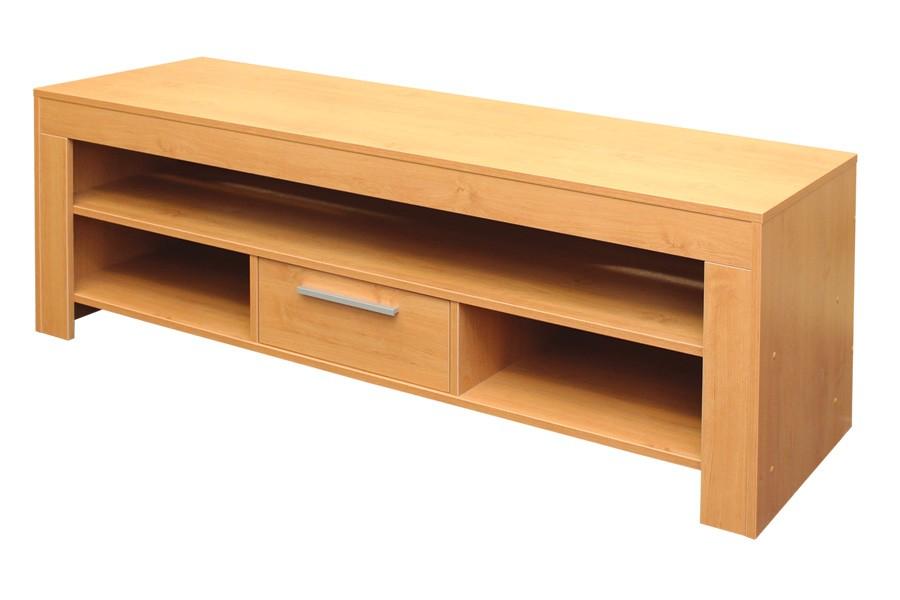 TV stolík SABINO, so zásuvkou - T052
