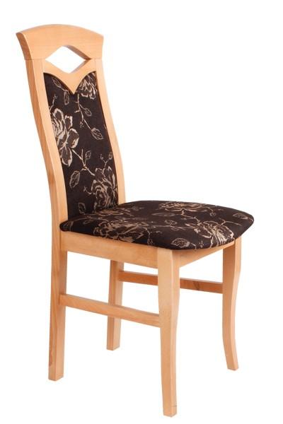 Jedálenská stolička LILIANA, masív buk - Z104