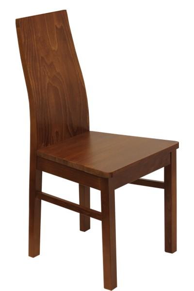 Drevená stolička Ružena, masív buk - Z111