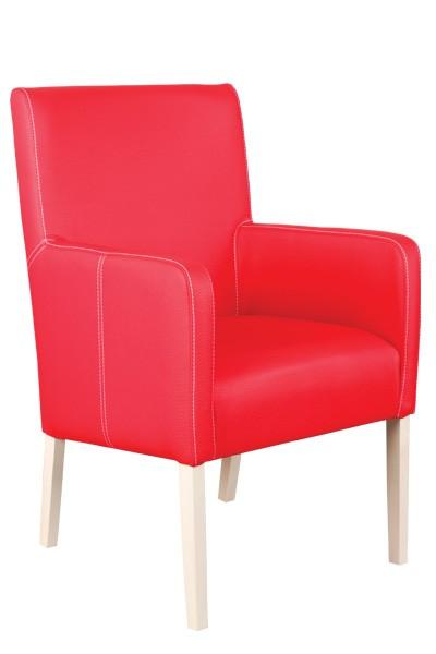 Stolička SVETLANA, masív buk - Z116