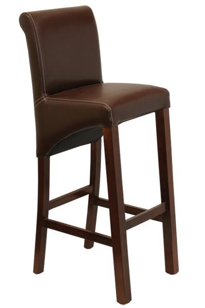 Barová stolička IVONA, masív buk - Z118