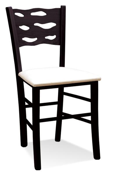 Jedálenská stolička MARIKA, masív buk - Z513