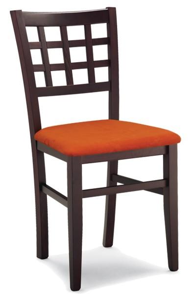 Jedálenská stolička JARMILA, masív buk - Z515