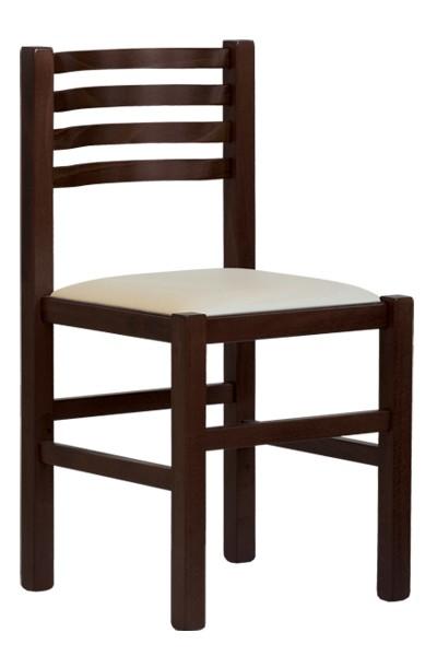 Jedálenská stolička VERONIKA, masív buk - Z517