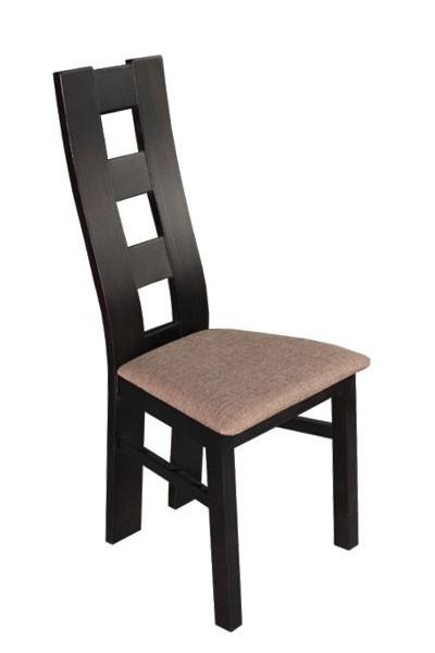 Drevená stolička Lydie ergonomická, masív buk - Z123