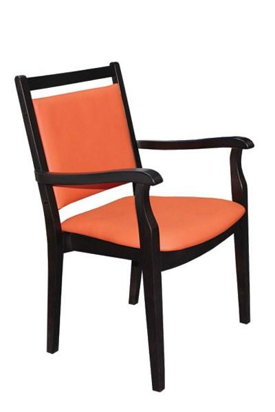 Drevená stolička RADANA, masív buk - Z126