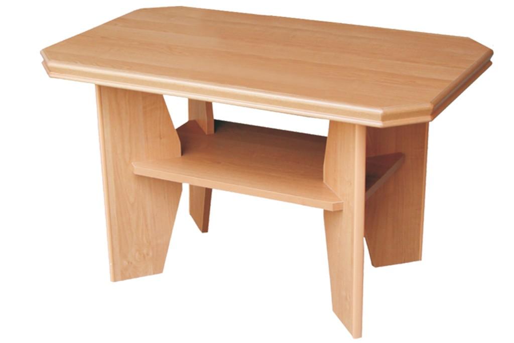Konferenčný stolík RADEK - hrana MDF - K05