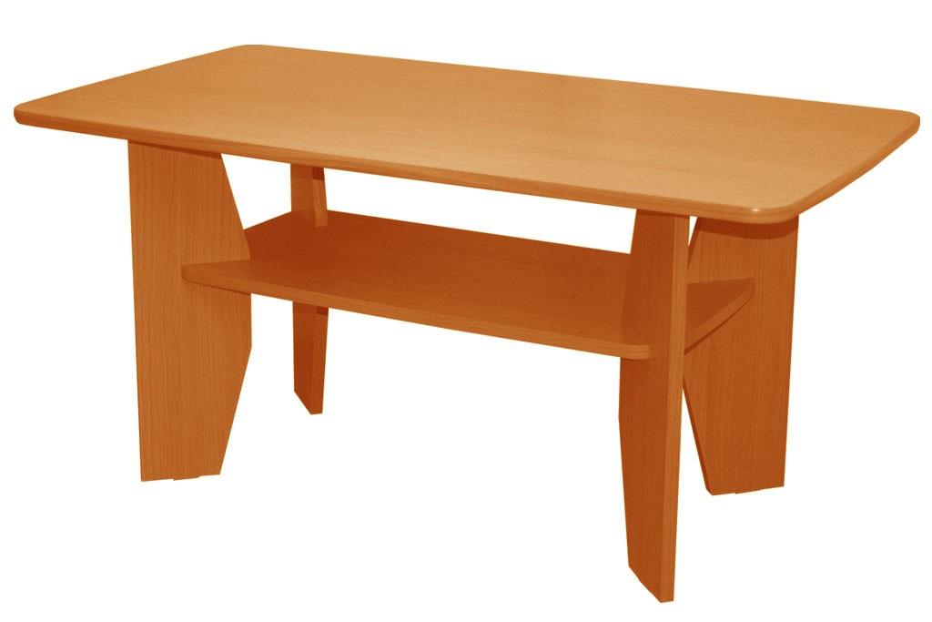 Konferenčný stolík JIŘÍ - obdĺžnik (oblúk) - K07