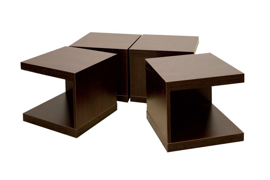 Konferenčný stolík KAMIL, variabilný - K101