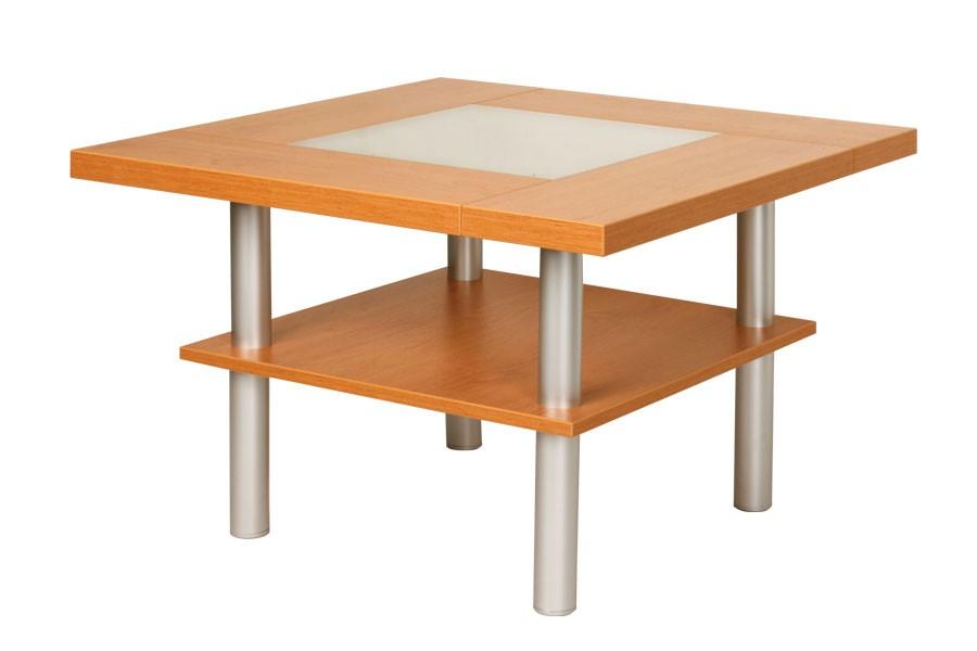 Konferenčný stolík LEOŠ štvorcový - K126