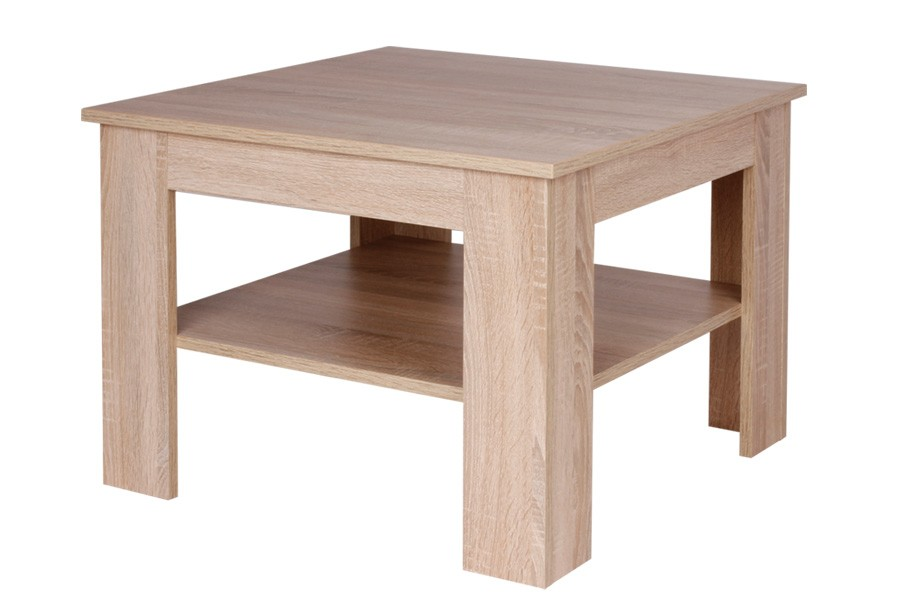 Konferenčný stolík ŠIMON, štvorcový - K128