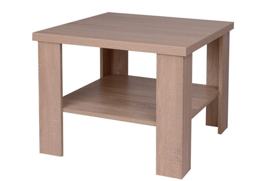 Konferenčný stolík ALBERT, štvorcový - K133