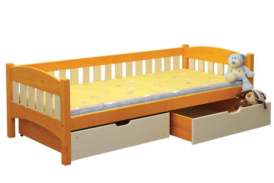 Detská posteľ TEREZKA (90x200 cm) - B436-90x200