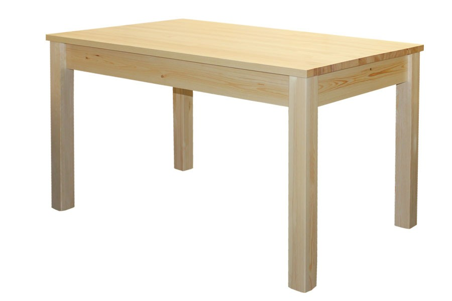 Jedálenský stôl 130x80x77 Barabáš - B145