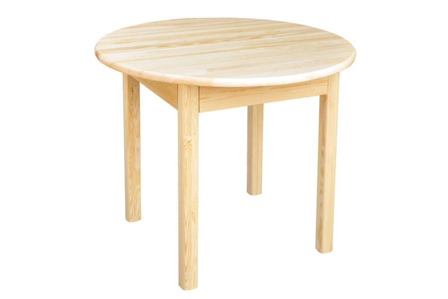 Jedálenský stôl 90 / 120x90x77 Cypriána - B146