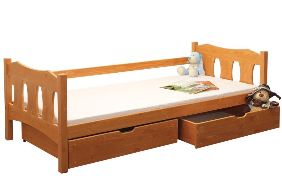 Detská posteľ ALICE (90x200 cm) - B438-90x200