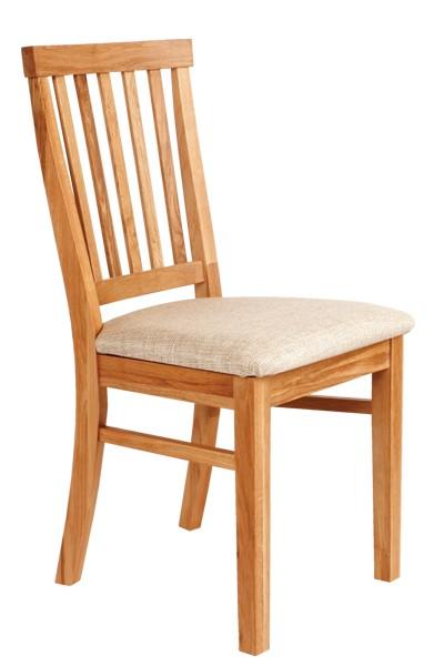 Jedálenská stolička BESI, masív dub - Z02