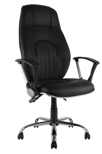 Kancelárska stolička MABEL čierna - ZK71