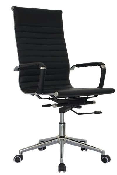 Kancelárska stolička MAGNUM čierna - ZK73