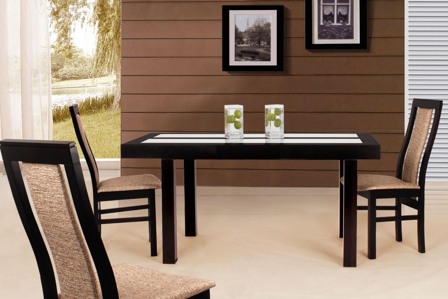 Jedálenský stôl Wiggi, rozkladací 120 / 160x80 - S183