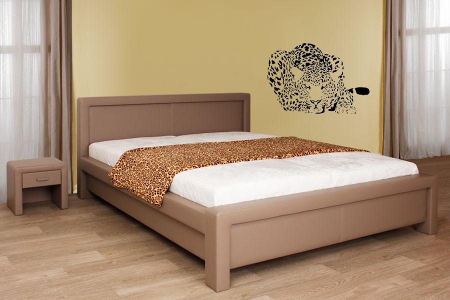 Čalúnená posteľ Bedřiška 160x200 - L080