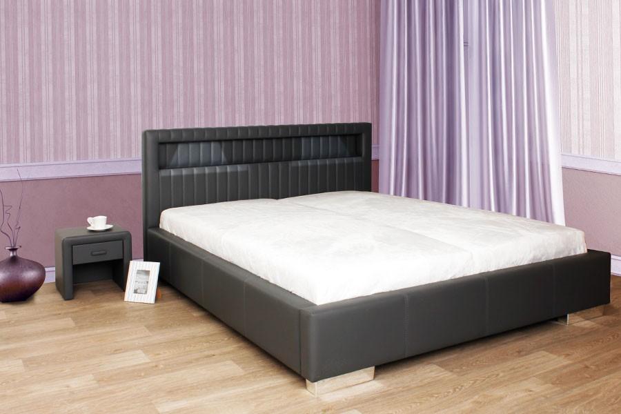 Čalúnená posteľ JULIANA 180x200 - L091