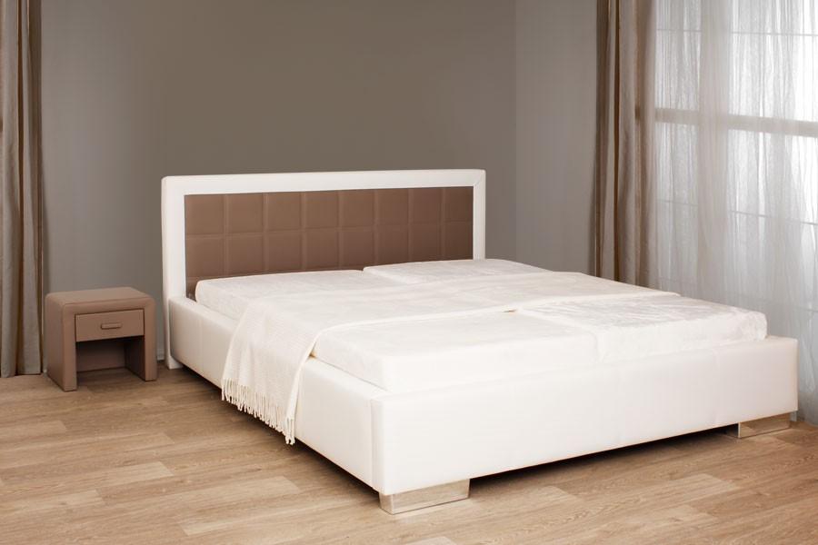 Čalúnená posteľ KORA 160x200 - L082