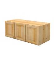 Nádstavec šatňové skrine trojdverová - B026