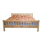 Manželská postel 180 x 200 - B094