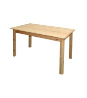 Jedálenský stôl 120x70x76 CYRIL - B141