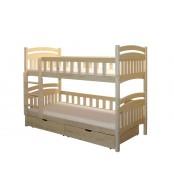 Poschodová posteľ HONZÍK (základné prevedenie) - B402-80x180