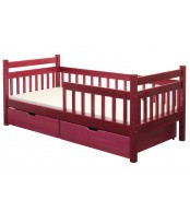 Detská posteľ Marcelka (90x200 cm) - B435-90x200