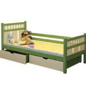 Detská posteľ Simonka (80x180cm) - B440-80x180