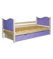 Detská posteľ ZORA (90x200 cm) - B444-90x200